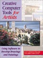 Cover of: Creative Computer Tools for Artists | Jann Lawrence Pollard, Jerry James Little