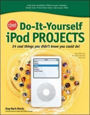 Cover of: CNET Do-It-Yourself iPod Projects (Cnet Do-It-Yourself)