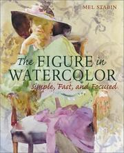 Cover of: The Figure in Watercolor
