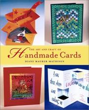 Cover of: The Art and Craft of Handmade Cards