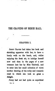 Cover of: The Cravens of Beech hall