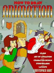 Cover of: How to draw animation | Hart, Christopher.