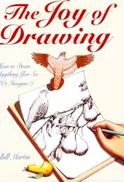 Cover of: The joy of drawing