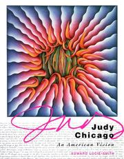Cover of: Judy Chicago