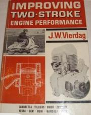 Improving two-stroke engine performance.
