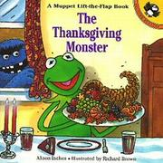 Cover of: The Thanksgiving Monster