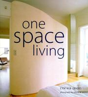 Cover of: One Space Living