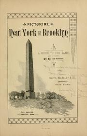 Cover of: Pictorial New York and Brooklyn by