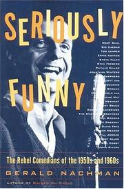 Cover of: Seriously funny