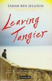 Cover of: Leaving Tangier