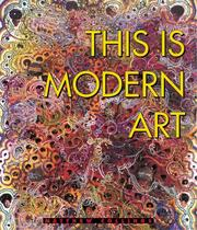 Cover of: This Is Modern Art | Matthew Collings