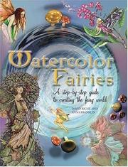 Cover of: Watercolor Fairies | David Riche