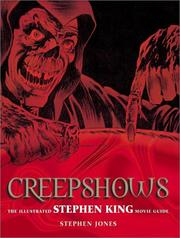 Cover of: Creepshows