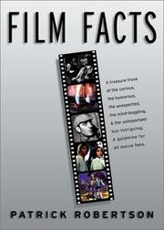 Cover of: Film Facts | Patrick Robertson