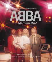 Cover of: From ABBA to Mamma Mia! | Carl Magnus Palm
