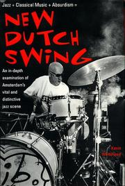 Cover of: New Dutch swing | Kevin Whitehead