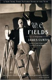 Cover of: W.C. Fields | James Curtis