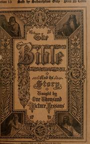 Cover of: The Bible and its story... |