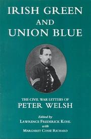 Cover of: Irish green and Union blue