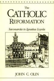 Cover of: The Catholic Reformation