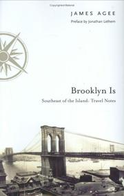 Cover of: Brooklyn is: Southeast of the island : travel notes