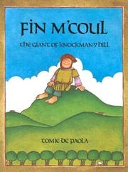 Cover of: Fin M'Coul: The Giant of Knockmany Hill
