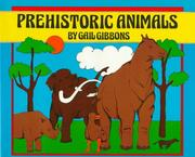 Cover of: Prehistoric Animals