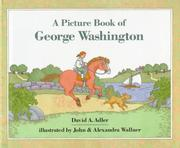 Cover of: A picture book of George Washington