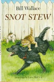 Cover of: Snot stew