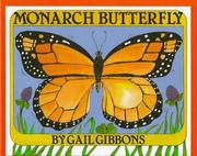 Cover of: Monarch butterfly