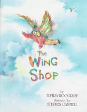 Cover of: The wing shop
