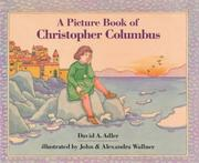 Cover of: A picture book of Christopher Columbus