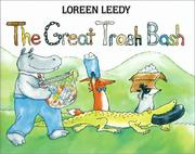 Cover of: The great trash bash