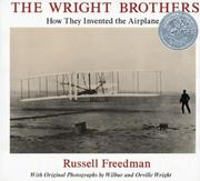 Cover of: Wright Brothers: How They Invented the Airplane