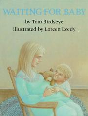 Cover of: Waiting for baby | Tom Birdseye