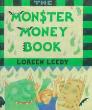 Cover of: The monster money book