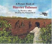 Cover of: A Picture Book Of Harriet Tubman