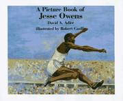 Cover of: A picture book of Jesse Owens