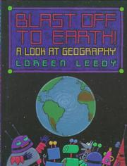 Cover of: Blast Off to Earth!: A Look at Geography