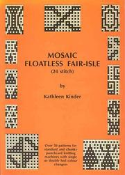 Cover of: Mosaic Floatless Fair-isle (24 stitch)