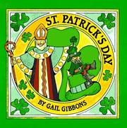 Cover of: St. Patrick's Day