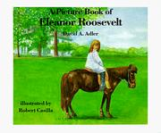Cover of: A Picture Book of Eleanor Roosevelt