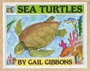Cover of: Sea turtles | Gail Gibbons