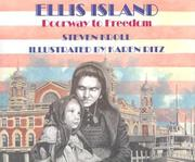 Cover of: Ellis Island by Steven Kroll