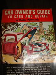 Cover of: Car owner