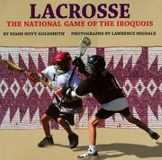 Cover of: Lacrosse