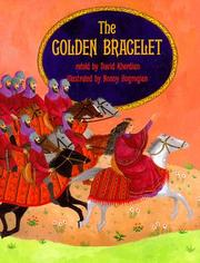 Cover of: The golden bracelet | David Kherdian