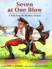 Cover of: Seven at one blow | Eric A. Kimmel