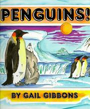 Cover of: Penguins!