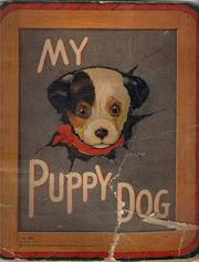 Cover of: My puppy dog |